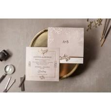 Wedding Davetiye 8394