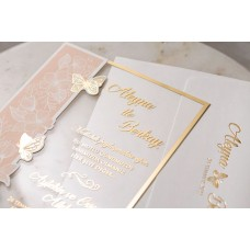 Wedding Davetiye 8414