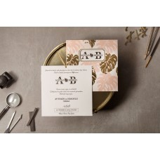 Wedding Davetiye 8418