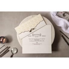 Wedding Davetiye 8452